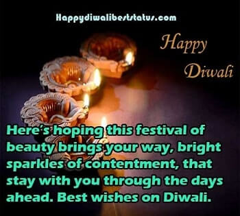 Diwali SMS in English