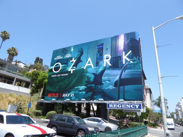 Ozark series premiere billboard