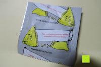 Spruch: GEHEIM - einhorn Kondom JAHRESVORRAT - NEUTRAL Versand - 7 Packungen Kondome a 7 Stück (49) vegan, design, hormon frei, echte Gefühle, feucht, 100% geprüft