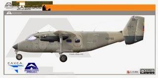venezuela pzl mielec m28 skytruck ceo dir 119 camuflaje aaet