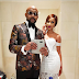 Banky W And Fiancee Adesua Etomi Step Out For Dinner