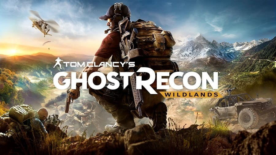 Jogo Tom Clancys Ghost Recon - Wildlands crackeado PC para download via torrent com crack