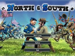 تحميل لعبة حرب الشمال والجنوب مجانا download north south games