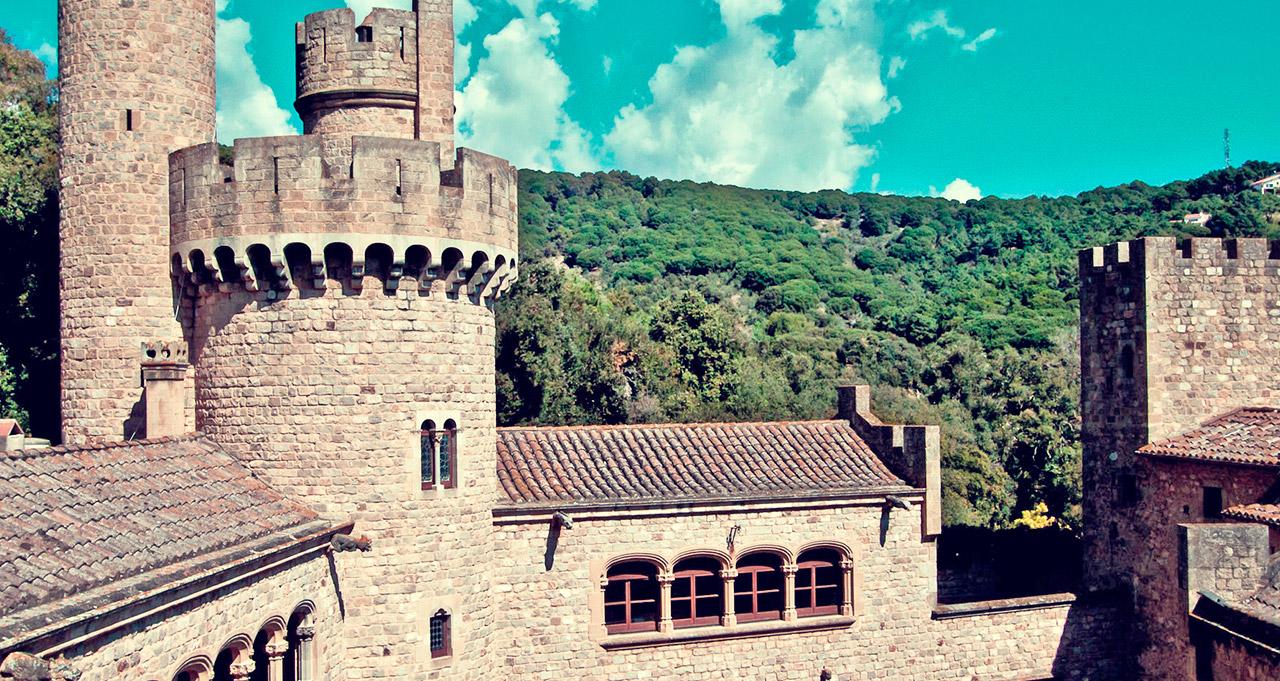 Castelo de Santa Florentina | Barcelona