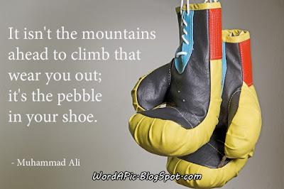 Muhammad Ali picture quote