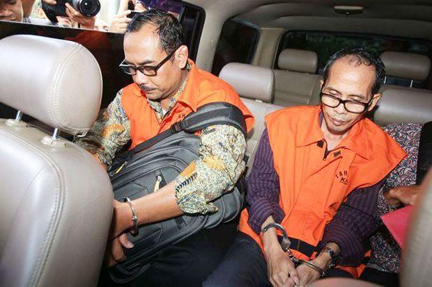 Ketua NU Kedamean Diciduk KPK Bareng Romi, PCNU Gresik Angkat Bicara