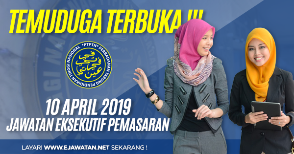temuduga terbuka ptptn 2019