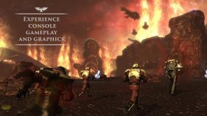 Free Download Eisenhorn XENOS v1.0 APK DATA for Android