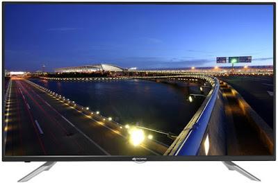 Micromax 101cm (40) Full HD LED TV  (40A6300FHD, 2 x HDMI, 2 x USB) @ Rs.21,499/-