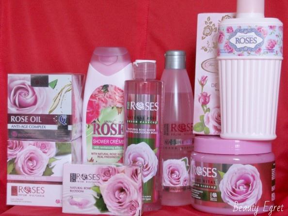 болгарская косметика из розы