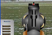 Simulador de tiro Rifle