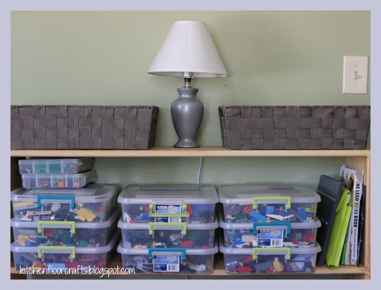 Kitchen Floor Crafts 7 Tips For Lego Storage Amp Organization