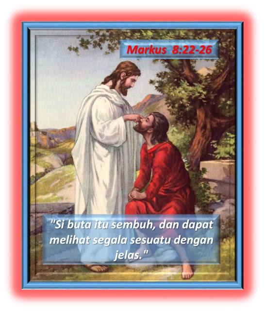 Markus 8:22-26