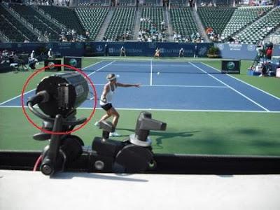 GUN OF TENNIS