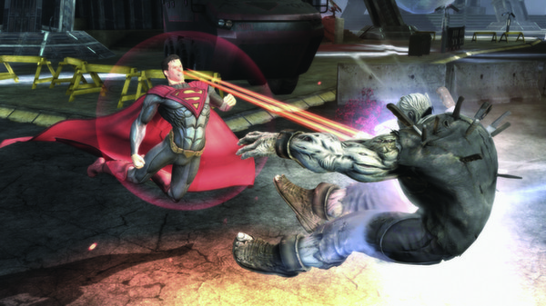 Injustice Gods Among Us Ultimate Edition PC Full Version Screenshot 3