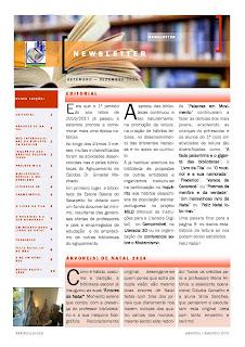 Newsletter Biblioteca janeiro-março 2017