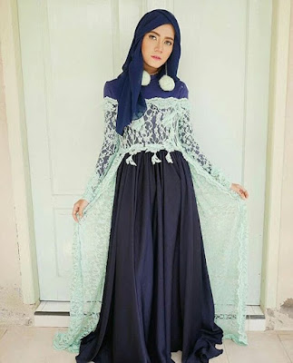 Model Kebaya Modern Casual