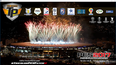 PES 2017 TricolorPES Patch 2017