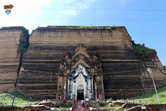 Mingun - Mandalay - Myanmar