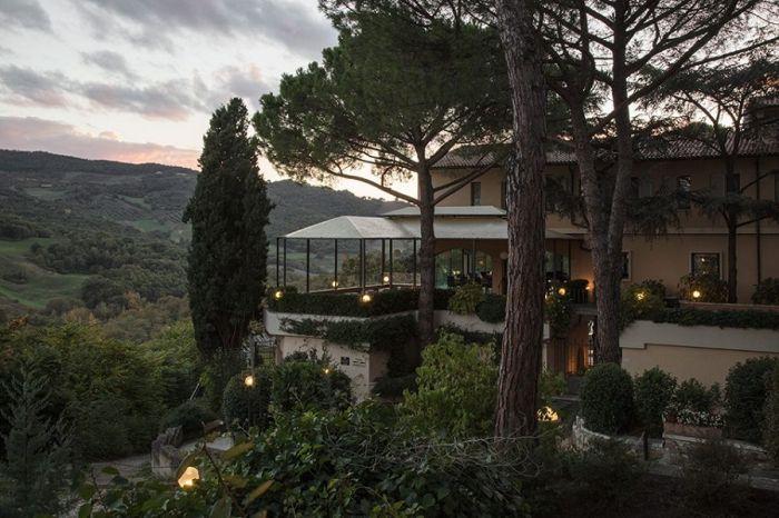 Bagno vignoni lascia la famiglia marcucci arrivano i costa con chef laera - Hotel posta marcucci bagno vignoni ...