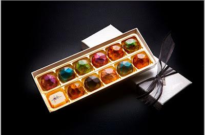 Azature Diamond Chocolates