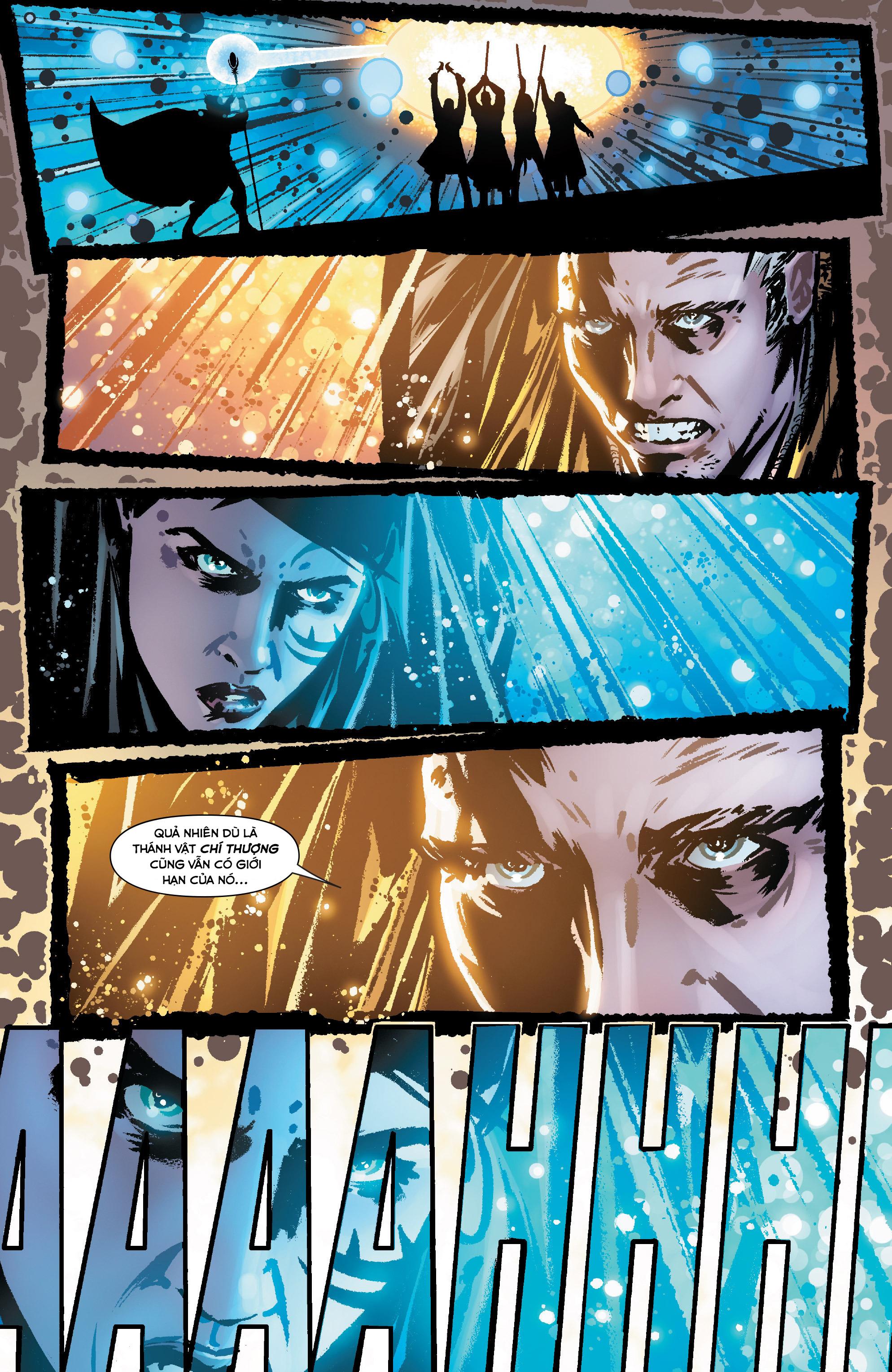 Doctor Strange Prelude kỳ 1 trang 15