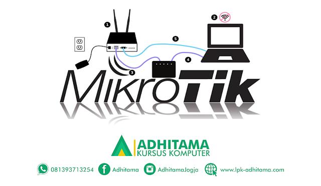 Tempat Kursus MikroTIK di Jogja, Biaya Murah & Bersertifikat, Training MikroTIK Jogja, Pelatihan MikroTIK MTCNA Jogja, Sertifikasi Mikrotik di yogyakarta