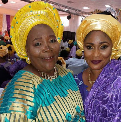 iya ereko daughter wedding lagos