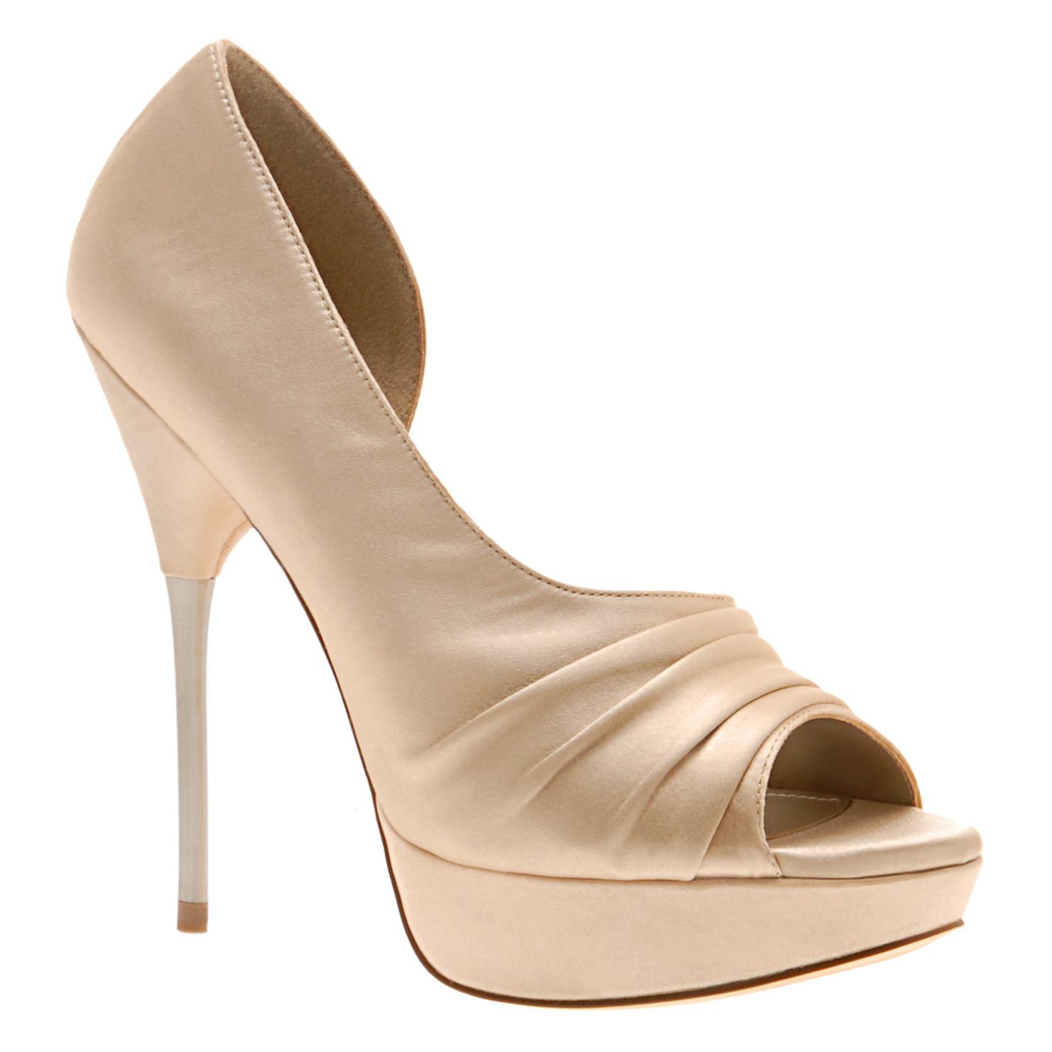 Bridal Shoes Aldo: What Shall I Wear??!!