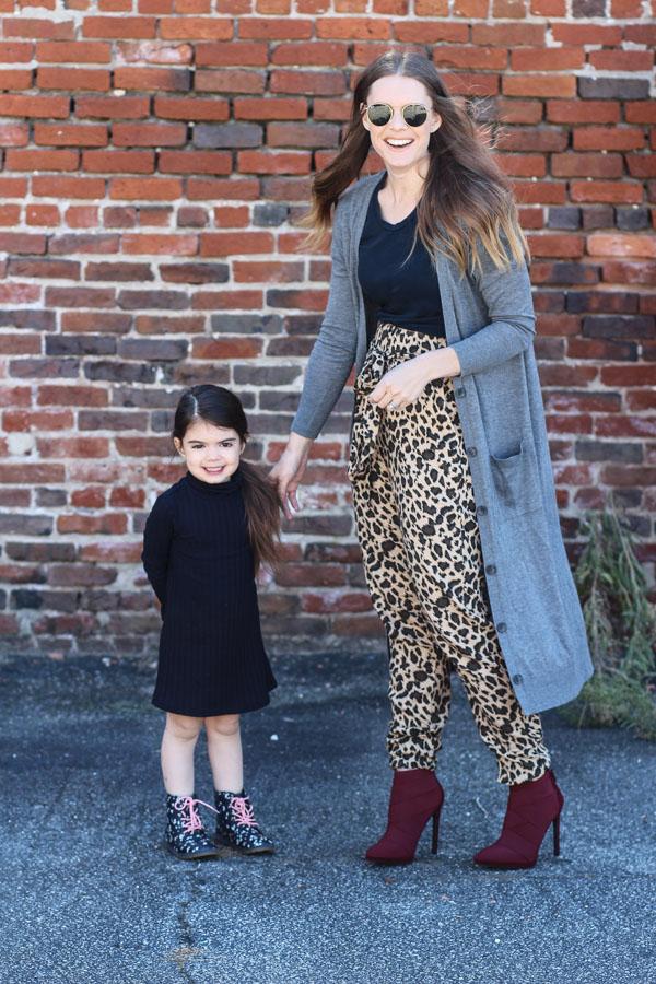 Styling Leopard Print Pants