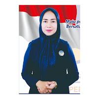 Mutmainnah Caleg Nasdem No Urut 1 Dapil Rasanae Barat dan Mpunda Mengucapkan Selamat HUT ke17 Kobi
