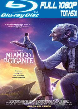 El buen amigo gigante (2016) BRRip Full 1080p / BDRip 1080p