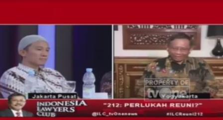 Makjleb!! Komentar Prof. Mahfud MD kepada Felix Siauw Soal Sistem Khilafah