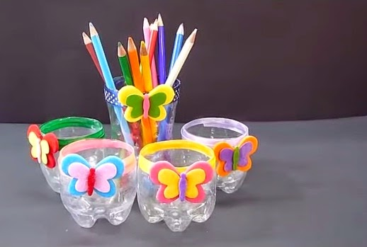 Cara Membuat Kotak Pensil Dari Botol Bekas ~ Pelajaranmu Hari Ini 6fcda1b064