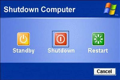 2. การเปิด เริ่มใช้งาน และปิดเครื่องคอมพิวเตอร์ -  ห้องเรียนคอมพิวเตอร์ของครูมอส
