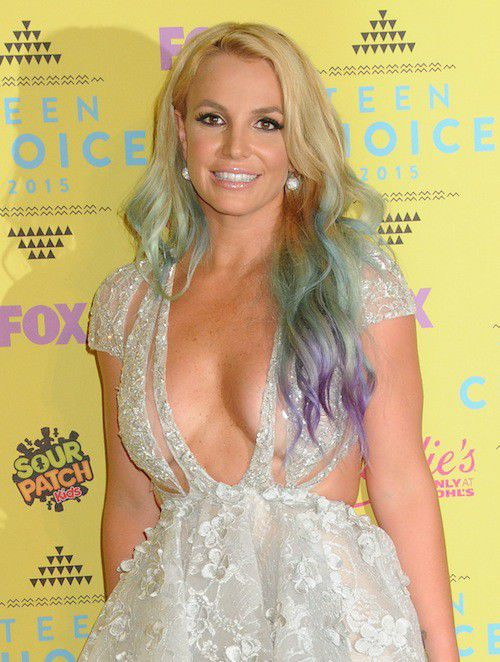 Teen Choice Awards 2015 Britney Spears