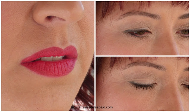 maquillaje aromas labial mate loreal