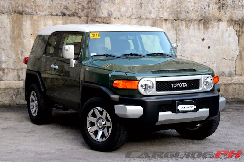 Review 2017 Toyota Fj Cruiser