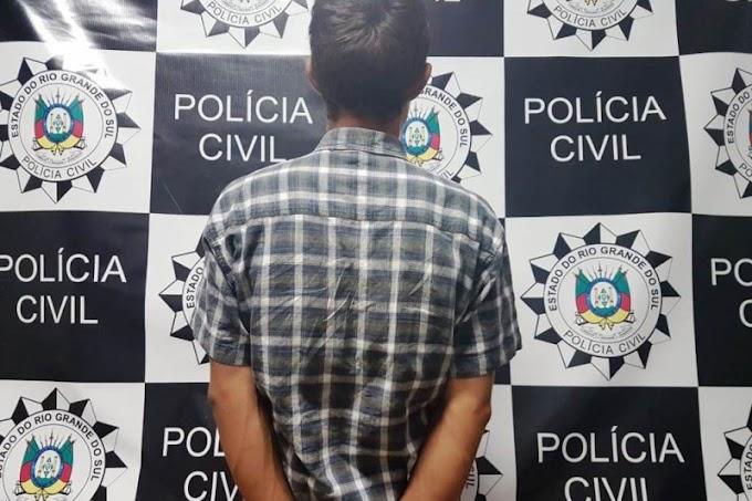 Suspeito de homicídios é preso em Gravataí