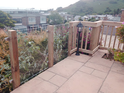 garden landscaping aberdyfi