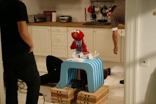 TV2 Elmo fra Sesamgade