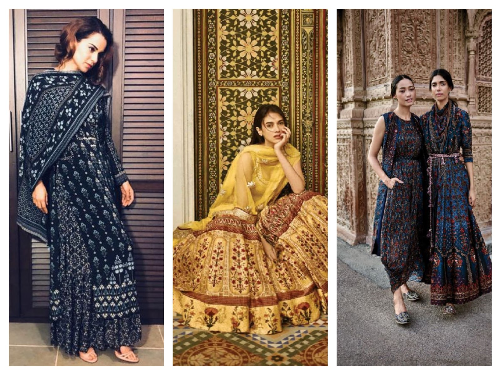 dd29ec782c If you are looking for Indian ethnic wear that is designer and suitable for  Big fat Indian weddings then you must pick an outfit by Anita Dongre !