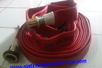 FIRE HOSE RUBBER (RED) OSW