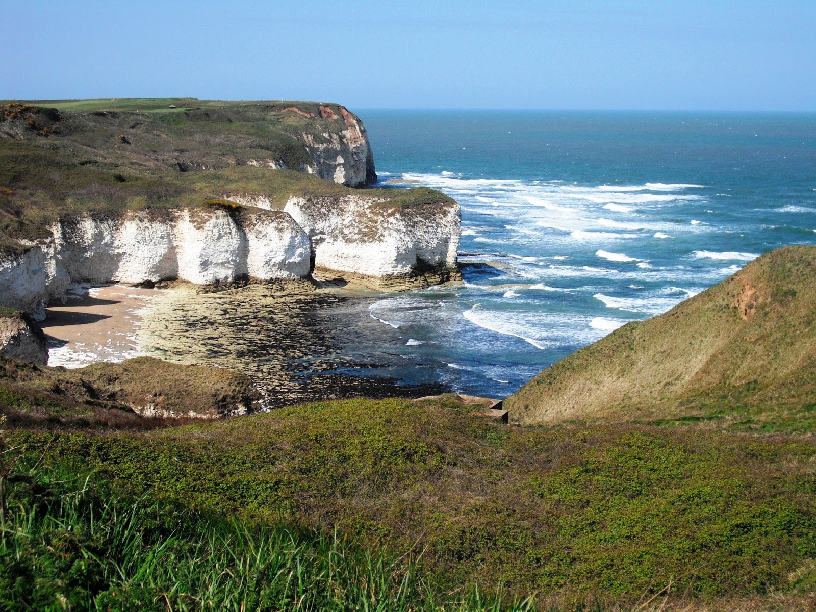 Life After Money A Walk From Sewerby To Flamborough Head