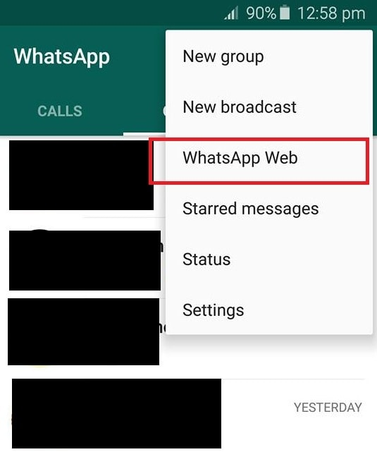 How to protect your whatsapp from being hacked - Thetic Blog