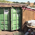 Madre e hija viven en un contenedor – Echa un vistazo al interior y querrás copiar ideas