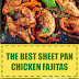 The Best Sheet Pan Chicken Fajitas