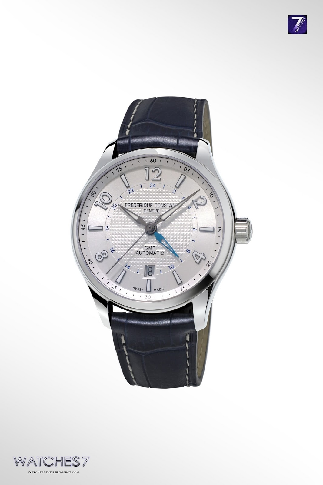 Watches 7: Frederique Constant – Runabout GMT Automatic ...
