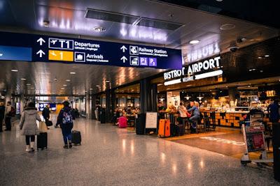Biometric based digital processing of passengers at airport : Digi Yatra