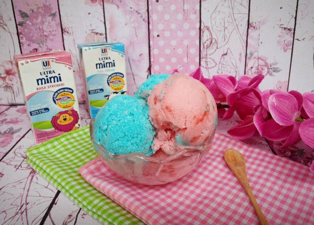 Resep Cara Membuat Es Krim Rumahan ala Homemade